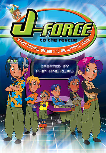 J-Force to the Rescue Choral Book