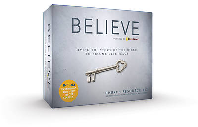 Believe Whole-Church Resource Kit