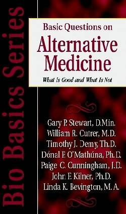 Basic Questions on Alternative Medicine
