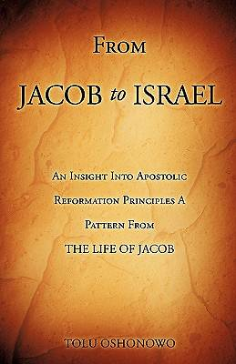From Jacob to Israel
