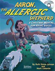 Aaron the Allergic Shepherd Bulk CDs