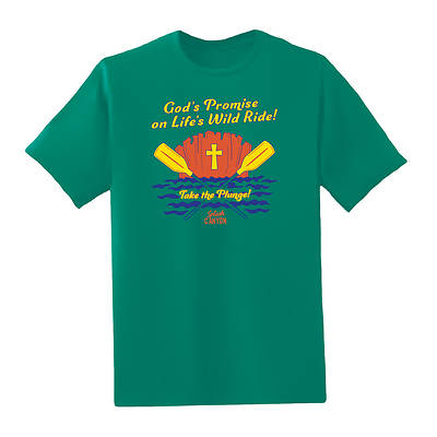 Vacation Bible School (VBS) 2018 Splash Canyon T-Shirts - Child S