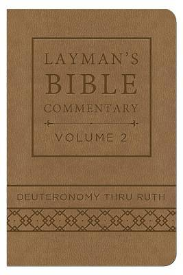 Laymans Bible Commentary Vol. 2 (Deluxe Handy Size)