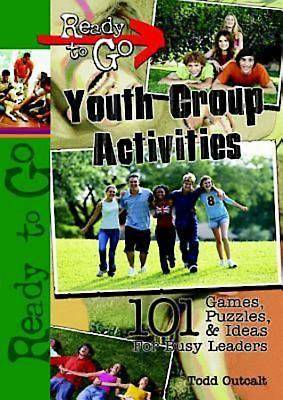 Ready-to-Go Youth Group Activities - eBook [ePub]