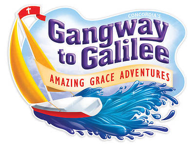 Concordia VBS 2014 Gangway to Galilee Starter Kit
