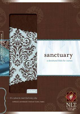 New Living Translation Sanctuary Bible