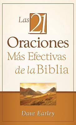 The 21 Most Effective Prayers of the Bible (Spanish)