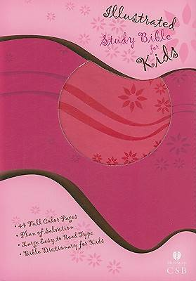 Illustrated Study Bible for Kids Holman Christian Standard Bible