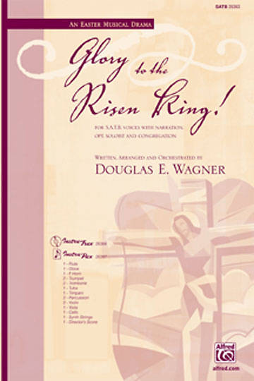 Glory to the Risen King! SATB Choral Score