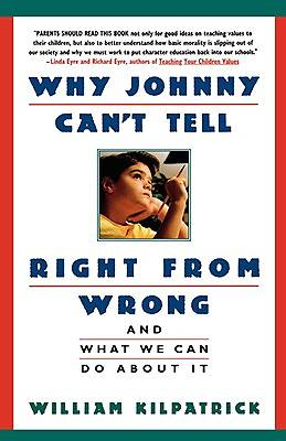 Why Johnny Cant Tell Right from Wrong