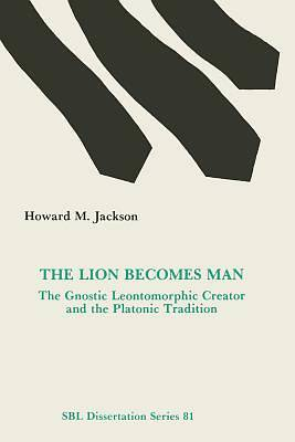 The Lion Becomes Man