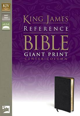 King James Version Reference Bible Giant Print Center Column