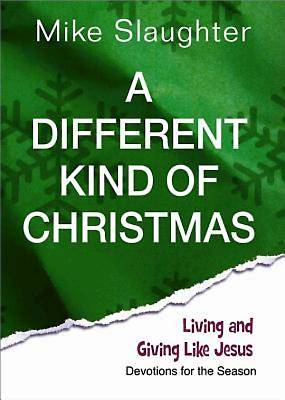A Different Kind of Christmas - eBook [ePub]