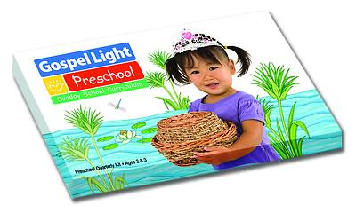 Gospel Light Preschool Ages 2 & 3 Quarterly Kit: Summer