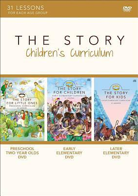 The Story Childrens Curriculum