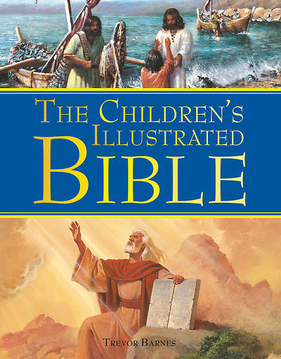 The Kingfisher Childrens Illustrated Bible