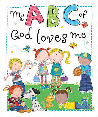 My ABC of God Loves Me