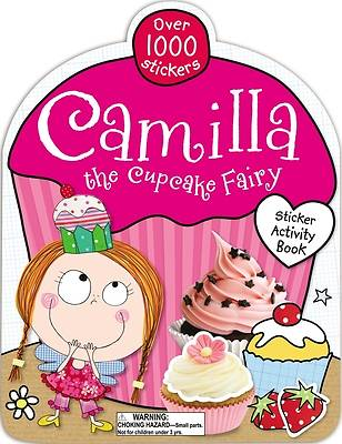 Camilla the Cupcake Fairy
