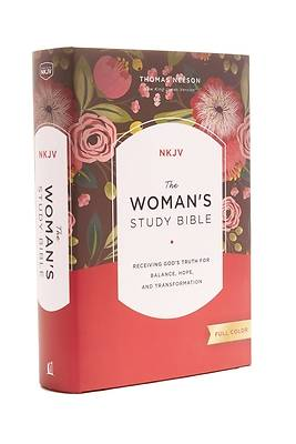 The NKJV, Womans Study Bible, Fully Revised, Hardcover, Full-Color