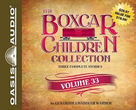 The Boxcar Children Collection Volume 33 (Library Edition)