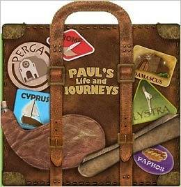 Pauls Life and Journeys