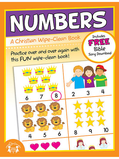 Numbers Wipe Clean Workbook