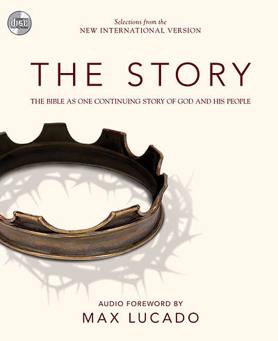 The Story New International Version Audio CD