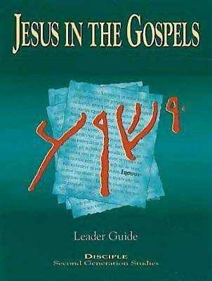 Jesus in the Gospels: Leader Guide - eBook [ePub]