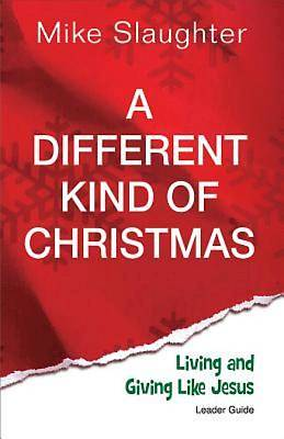 A Different Kind of Christmas Leader Guide - eBook [ePub]