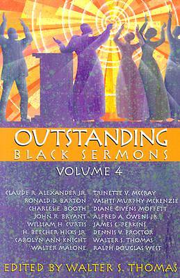 Outstanding Black Sermons Volume 4