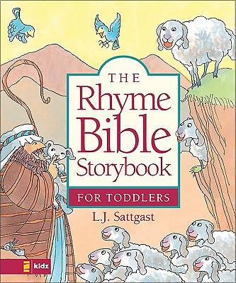The Rhyme Bible Storybook for Toddlers