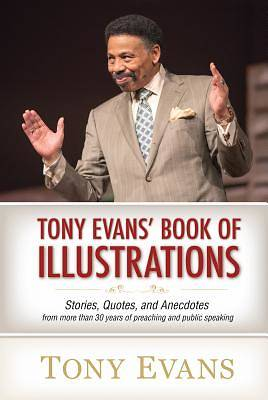 Tony Evans Book of Illustrations