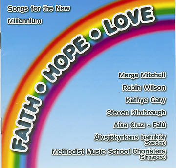 Faith, Hope and Love CD