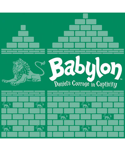 Vacation Bible School (VBS) 2018 Babylon Banduras (Tribe of Asher) - Pkg of 12