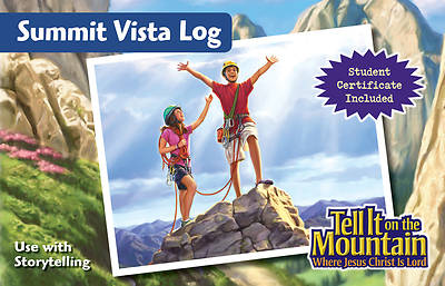 Concordia Vacation Bible School 2013 Tell It On The Mountain Summit Vista Elementary Leaflets