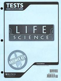 Life Science Testpack Answer Key 3rd Edition
