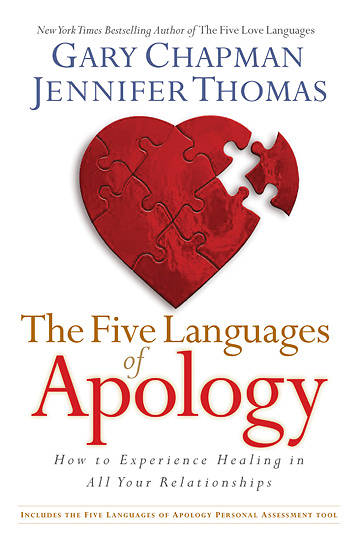 The Five Languages of Apology [ePub Ebook]