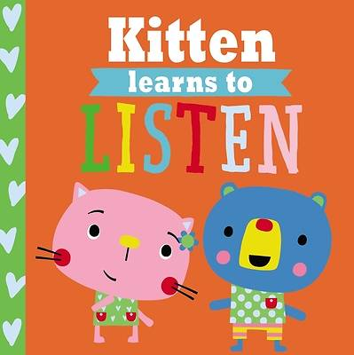 Playdate Pals Kitten Learns to Listen