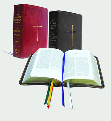 The Book of Common Prayer and The Holy Bible New Revised Standard Version