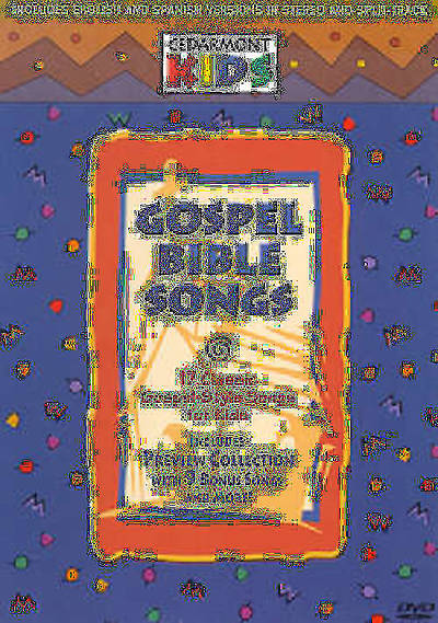 Gospel Bible Songs DVD