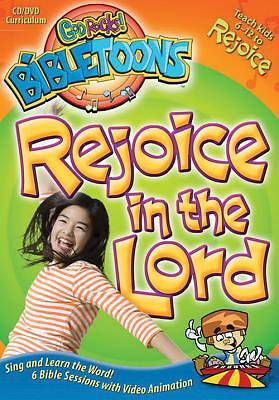 Rejoice in the Lord with DVD