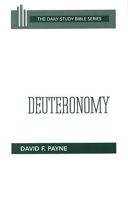 Daily Study Bible - Deuteronomy