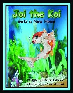 Joi the Koi Gets a New Home [With CD (Audio)]