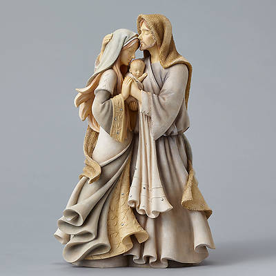 Foundations Holy Family Figure