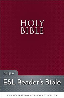 New International Readers Version Holy Bible for ESL Readers