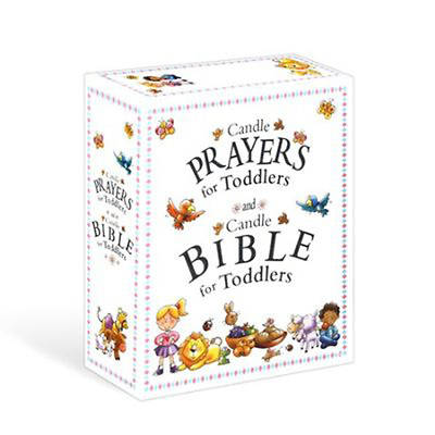 Candle Prayers for Toddlers / Candle Bible for Toddlers