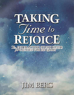 Taking Time to Rejoice