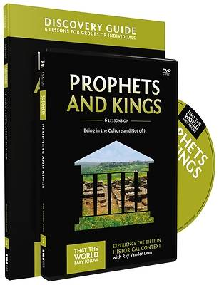 Prophets and Kings Discovery Guide with DVD