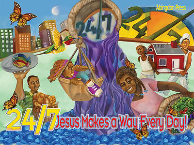 Vacation Bible School (VBS) 2018 24/7 Be Still - MP3 Download