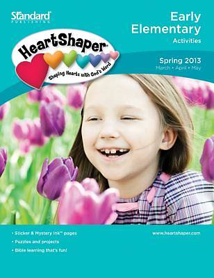 Standards Heartshaper Early Elementary Student Spring 2013